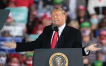 Ông Trump hé lộ cách bắt Trung Quốc 'đền' thiệt hại do COVID-19