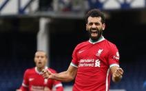 VAR 'nổ' ở phút bù giờ, Liverpool mất chiến thắng trước Everton