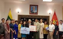 Đại sứ Myanmar muốn học tập kinh nghiệm chống COVID-19 của Việt Nam