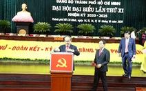 Đại hội Đảng bộ TP.HCM bỏ phiếu bầu Ban chấp hành nhiệm kỳ 2020-2025
