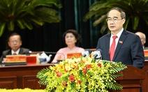 Ông Nguyễn Thiện Nhân sẽ theo dõi, chỉ đạo Đảng bộ TP.HCM đến hết Đại hội XIII của Đảng