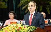 Ông Nguyễn Thiện Nhân cảm ơn Đảng bộ, chính quyền và đồng bào TP.HCM