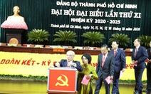 Danh sách Ban chấp hành Đảng bộ TP.HCM nhiệm kỳ mới