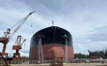 'Giải phẫu thẩm mỹ' cho tàu dầu to hơn tàu sân bay