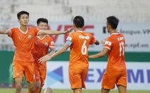 Vòng 3 giai đoạn 2 Giải bóng đá hạng nhất 2020: Bình Định sống lại hi vọng thăng hạng