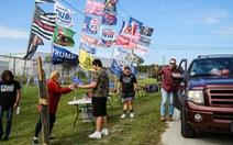 Ứng viên bầu tổng thống Mỹ giành giật từng lá phiếu