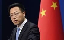 Trung Quốc tố Mỹ 'đổi trắng thay đen' sau thông tin đe dọa giam giữ công dân Mỹ