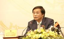 Quốc hội sẽ mặc niệm đại biểu Nguyễn Văn Man và chiến sĩ, đồng bào hi sinh