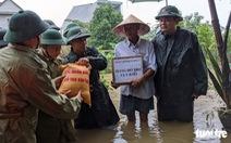 Thủ tướng yêu cầu sửa quy định gây tranh cãi về quyên góp hỗ trợ vùng thiên tai