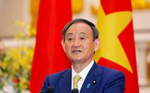 Thủ tướng Suga Yoshihide: 'Nhật Bản cung cấp vật tư hỗ trợ khẩn cấp cho Việt Nam'