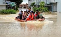 Mưa lũ ở Campuchia làm ít nhất 20 người chết, hơn 26.000 người sơ tán