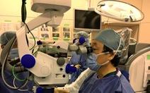 Nhật Bản cấy ghép tế bào thị giác từ tế bào gốc đa tiềm năng cảm ứng