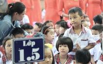 TP.HCM sẽ điều chỉnh việc dạy chương trình lớp 1 mới
