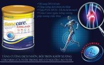 Bonecare - Wincofood: Sản phẩm dinh dưỡng cho xương khớp chắc khỏe