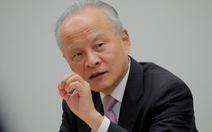 Đại sứ Trung Quốc tại Mỹ tố có thế lực kích động đối đầu Mỹ - Trung