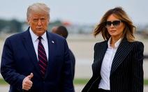 Nhà Trắng: Ông Trump có 'triệu chứng nhẹ', sẽ hồi phục nhanh