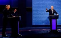 Sẽ có nút 'im lặng' để tránh bị ngắt lời trong tranh luận tổng thống Mỹ 22-10