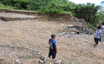 Vụ sạt lở núi Cô Tiên làm chết 4 người: Vì sao không khởi tố vụ án?