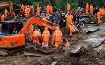 Thiên nhiên cuồng nộ - Kỳ 1: Lở đất kinh hoàng tại bang Kerala