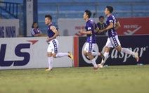 Đá bại Hà Tĩnh, CLB Hà Nội leo lên nhì bảng xếp hạng