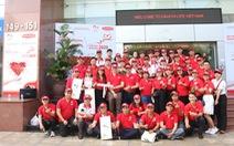 403 đơn vị máu được hiến tặng do Dai-ichi Life Việt Nam phát động