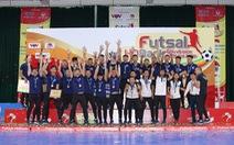 Giải futsal HDBank vô địch quốc gia 2020: khép lại với nhiều dấu ấn đặc biệt