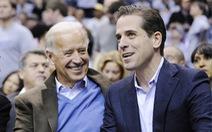 Ông Joe Biden nói gì về 'bê bối email' liên quan con trai?