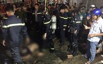 Một người dân tử vong khi cứu người mắc kẹt dưới cống thoát nước