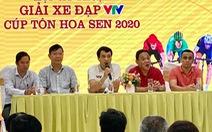 Giải đua xe đạp VTV Cúp Tôn Hoa Sen chung tay vượt lũ
