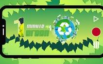 Ali Hoàng Dương đồng hành cùng 'Thử thách video 1 phút xanh'