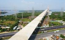 Cao tốc Bến Lức - Long Thành dừng thi công vì 'tắc' vốn