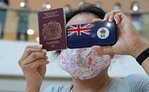 Anh công bố visa mới, mở đường cho dân Hong Kong sang sống lâu dài