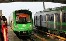 Cố gắng hoàn thành vận hành thử đường sắt Cát Linh - Hà Đông trong năm 2020