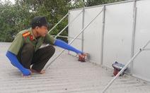 4 tàu cá gỡ thiết bị giám sát hành trình để đối phó cơ quan chức năng