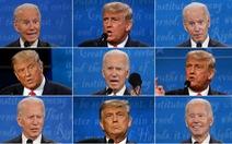 Tranh luận Trump - Biden lần cuối: Văn minh hơn nhưng có kịp đảo cục diện?