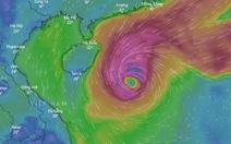 Áp thấp nhiệt đới mới từ Philippines dự báo thành bão vào Biển Đông