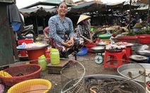 Đi chợ biên giới mùa nước nổi