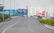 Cấm xe qua cầu vượt Nguyễn Hữu Cảnh gần 6 tháng, từ ngày 29-10