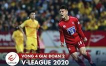 Kết quả, bảng xếp hạng V-League 2020: Hải Phòng trụ hạng, Quảng Nam còn hy vọng