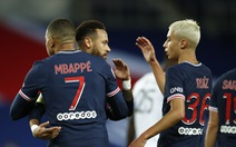 'Song sát' Neymar và Mbappe cùng tỏa sáng giúp PSG thắng '4 sao'