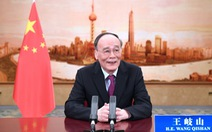 Phó chủ tịch Trung Quốc đưa ra thông điệp kinh tế sau gần một năm im lặng