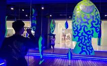 Triển lãm ở Trung tâm nghệ thuật đương đại VCCA : Biển nuôi sống người Việt