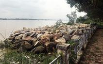 Bờ sông không yên tĩnh