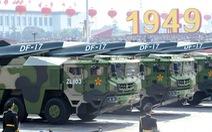 Thông điệp 'sẵn sàng cho chiến tranh' của Trung Quốc có ý gì?