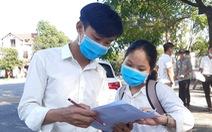 Học sinh, sinh viên Quảng Nam nghỉ học 2 ngày tránh bão số 9