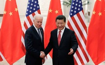 Ông Tập Cận Bình chúc mừng ông Joe Biden đắc cử tổng thống Mỹ