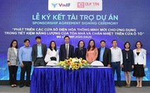 Dự án của ĐH Duy Tân nhận tài trợ của quỹ VinIF