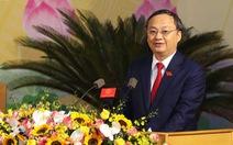 Ông Đỗ Tiến Sỹ tiếp tục làm bí thư Tỉnh ủy Hưng Yên