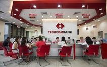 Techcombank đạt lợi nhuận trước thuế 10.700 tỉ đồng 9 tháng đầu năm