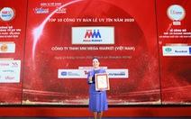 MM Mega Market đứng thứ 3 trong Top 10 Công ty bán lẻ uy tín